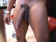 Big and muscled gay cock